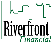 Riverfront Financial, Logo
